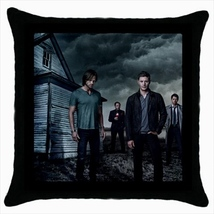 Throw pillow case cover supernatural - $19.50