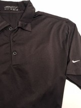 Nike Dry-Fit Casual Short Sleeve Polo Vented Golf Shirt - $28.04