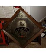 Clipper Dark LIght Beer Miller Mirror - $146.95