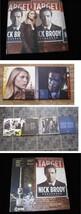 Homeland TV Series Showtime Promo Book  & DVD Hard Cover Season 2 - $26.99