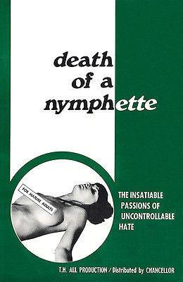 Primary image for Death of a Nymphette - 1967 - Movie Poster