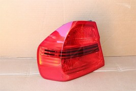 06-08 BMW E90 328 335 Sedan Wagon Outer Tail Light Taillight Driver Left LH image 2