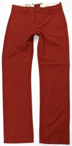 NEW LEVI'S 513 MEN'S SLIM STRAIGHT FIT COTTON PANTS TROUSER 513-0007 SIZE 38X30
