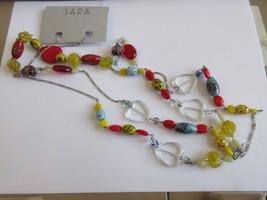 Necklaces , Eclectic , Unique , Vintage , Retro , 1970s , New / Old Inve... - $24.91