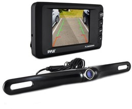 Rear View Back-up Camera and Monitor Parking/Reverse Assist System, 3.5'... - $110.25
