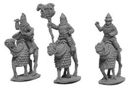 Xyston 15mm: Parthian Cataphracts on Horses (1st Century)