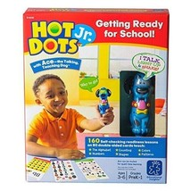 Educational Insights Hot Dots Jr. Getting Ready for School Set 160 Schoo... - $44.40