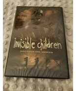 NEW INVISIBLE CHILDREN DVD/ROUGH CUT/SEALED COPY - $15.00