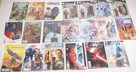 LOT OF 20 Star Wars The Force Awakens Rogue One Shattered Empire Comic Books - $39.99