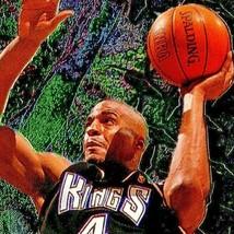 Corliss Williamson Sacramento Kings 1996-97 Fleer Metal #210 1997  1A2 - $1.58