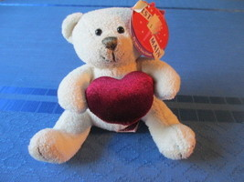 Dinky Delaney First & Main Bear Holding a Red Heart # 1822 - $19.99