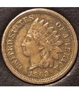 1863 CN Indian Head Cent XF40 #0017 - $44.99