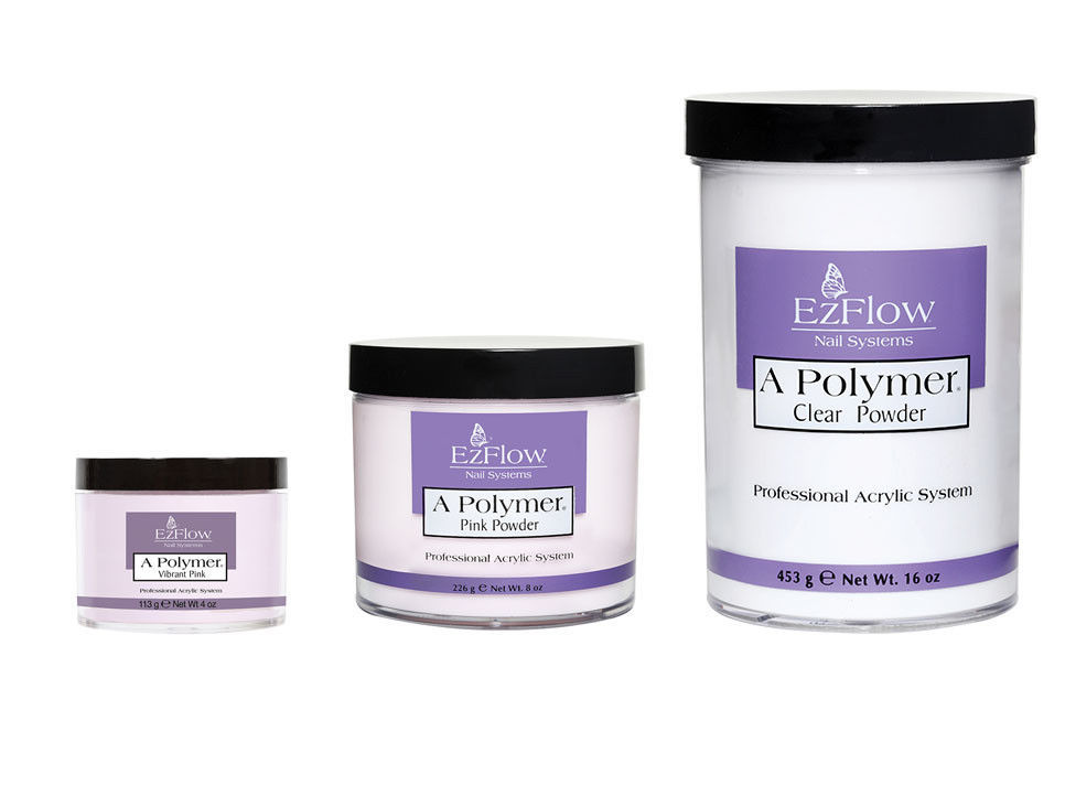 Ezflow Acrylic Powder - A Polymer and 50 similar items