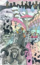 Winter. Illustration. Print. Poster. Gift. Art.... - $70.00