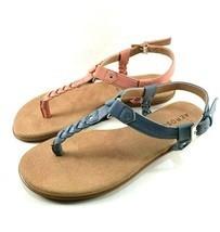 Aerosoles Cedar Grove Slip On Flat Thong Sandal Choose Sz/Color - $39.00