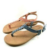 Aerosoles Cedar Grove Slip On Flat Thong Sandal Choose Sz/Color - $39.00