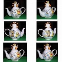 Disney Tigger Eeyore Winnie the Pooh Teapot Dish Washer safe - $199.99