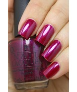 OPI Universe CONGENIALITY IS MY MIDDLE NAME Berry Pink Shimmer Nail Poli... - $8.44