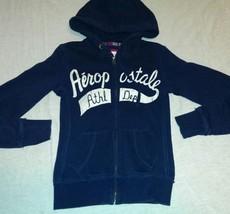 Women's Aeropostale Hoodie Zip-up Sweatshirt SZ XS Small - $13.90