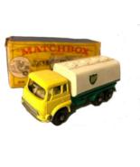 1960s Matchbox #25 BP Tanker Truck in Box - $24.95