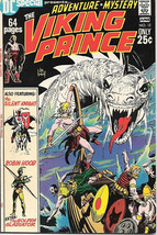 DC Special Comic Book #12, The Viking Prince 1971 VERY FINE - $28.94