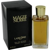 Lancome Magie Noir 2.5 Oz Eau De Toilette Spray image 5