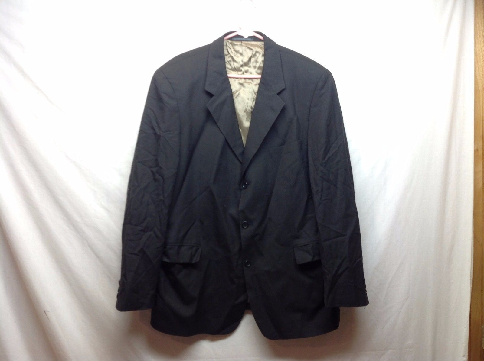 Mens Ferrini Black Blazer by Christophers Couture