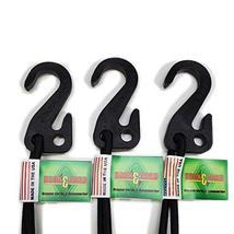 Hook & Hang Storage & Organizer Cords PACK of 3 - Hook & Hang tools almost anywh image 4