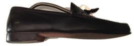US Size Leather Black Nordstrom 10M Loafers Tassels Men's Shoes Aq8TxwHzYn