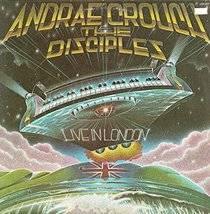 Andrae Crouch / Disciples ~ Live In London LP [Vinyl] Andrae Crouch & The Discip