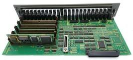 FANUC A16B-2202-0820/02B AUXILIARY AXIS CONTROL PC BOARD W/ A20B-2902-0070/04B