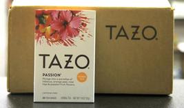 Tazo Herbal Tea Passion 20 Tea Bags, Box of 6 - $21.67
