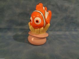 """Disney / Pixar Finding Nemo Rubber Squeak Bath Figure 4 3/4"""" - $1.34"""