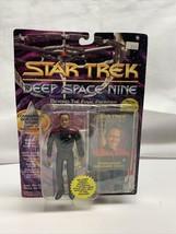 Star Trek Deep Space Nine Major Commander Benjamin Sisko Action Figure 1994 LG - $14.85
