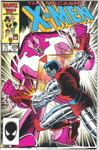 The Uncanny X-Men Comic Book #209 Marvel Comics 1986 VERY FINE- NEW UNREAD - $4.50