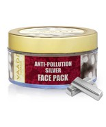 Vaadi Herbals Anti Pollution Silver Face Pack Pure Dust and Lavender Oil... - $11.89