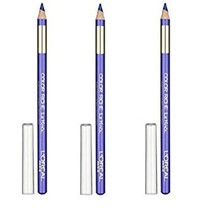 L'Oreal Color Riche Le Khol Eyeliner Pencil Breezy Lavender 114 pack of 3 - $7.99