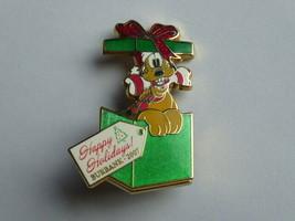 Disney Trading Pins  58220 Walt Disney Studios Store - Christmas Happy Holidays - $32.73