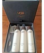UGG Sheepskin Care Kit Freshener Protector Cleaner Conditioner & Cleanin... - $19.80