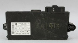 07 08 09 10 11 12 13 Bmw X5 E70 Theft Locking Control Module 2080931411 Oem - $98.99