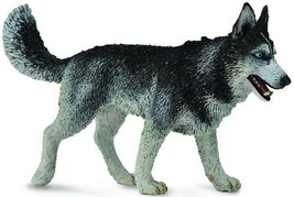 Breyer CollectA 88707 Siberian Husky  dog superior well made <> - $4.89