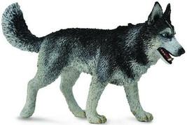 Breyer CollectA 88707 Siberian Husky  dog superior well made <> - $4.89