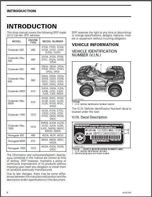 20132014 canam outlander x mr / renegate and 10 similar items