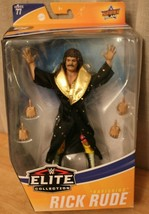 WWE Elite Collection Ravishing Rick Rude Summer Slam Series 77 NIB - $34.35