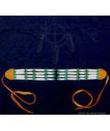 Bone Tube w/ Turquoise Beads Choker - $24.95