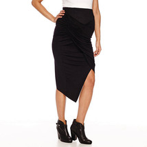 a.n.a Asymmetrical Skirt Size S New Black Msrp $38.00 - £15.22 GBP