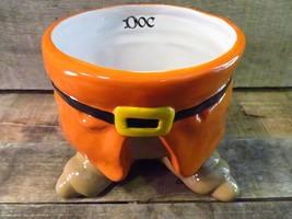 "DOC Dwarf 5.5"" Planter Ceramic Flower Pot Garden NEW Disney Snow White - $5.24 CAD"
