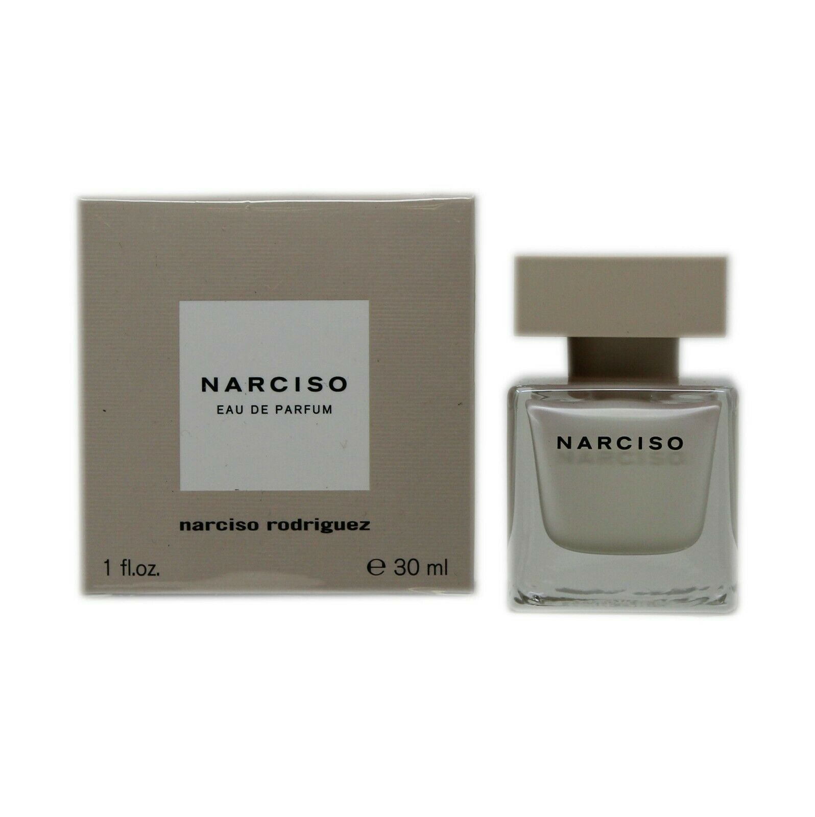 Primary image for NARCISO RODRIGUEZ NARCISO EAU DE PARFUM SPRAY 30 ML/1 FL.OZ. NIB