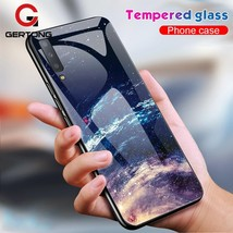 Tempered Glass Phone Case For Samsung Galaxy A7 2018 A750 J4 J6 Plus 2018 Coque  - $11.66