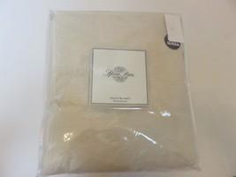 Sferra CHALET Ivory King Blanket Brushed Plush Cotton $265 NEW - $142.45